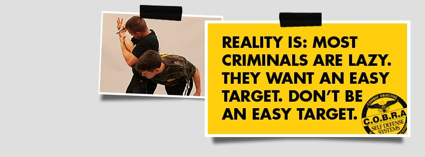 Adult Self Defense Training