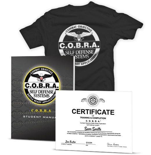C.O.B.R.A. 10 Week Self-Defense Academy